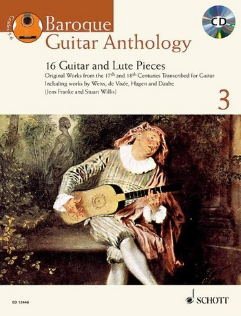 Baroque Guitar Anthology 3