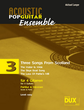 Langer, Michael/ Three Songs from Scotland