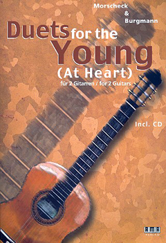 Peter Morscheck/ Chris Burgmann/ Duets for the Young (at Heart)