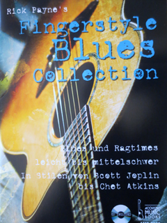 Rick Payne`s�Fingerstyle Blues Collection