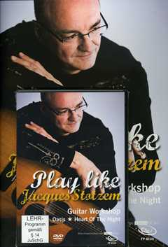 Stotzem, Jacques/ Play like Jacques Stotzem